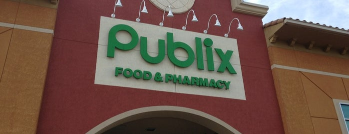 Publix is one of Favorite Places in Florida.