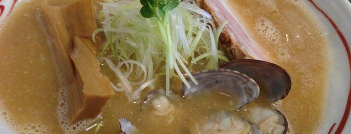 麺屋 蕪村 権堂店 is one of ラーメン.