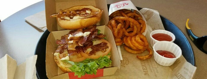 Arby's is one of Places to Check Out!.