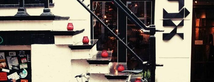 Brix is one of Amsterdam Restaurants.