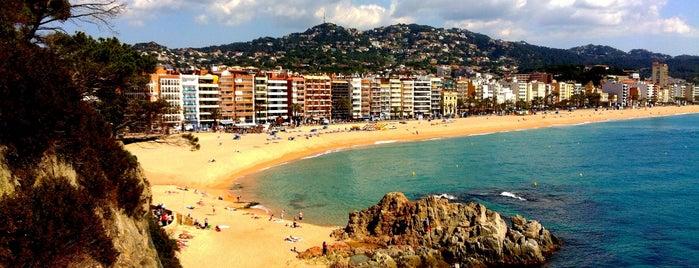 Lloret de Mar is one of cities.