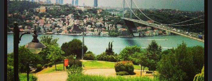 Fatih Korusu TEMA Vehbi Koç Doğa ve Kültür Merkezi is one of Istanbul.