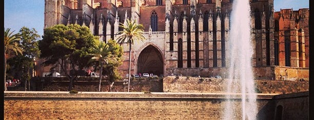 La Seu | Cathedral of Palma is one of Mallorca.