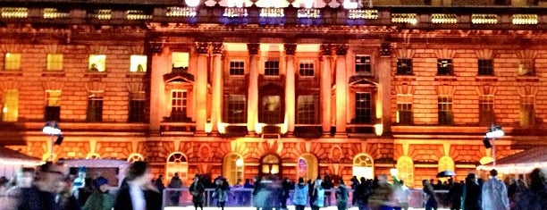 Somerset House is one of LDN.