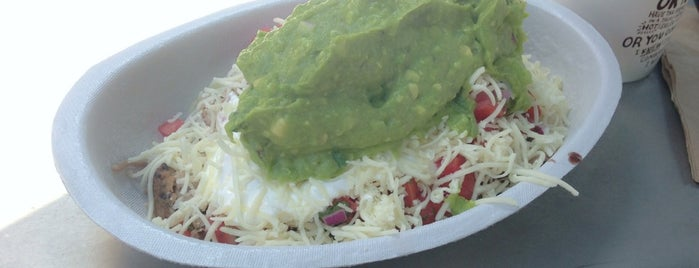 Chipotle Mexican Grill is one of Favorite Food.