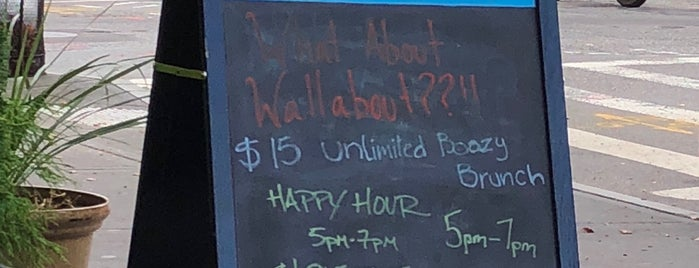 Wallabout Seafood & Co. is one of Restaurants.