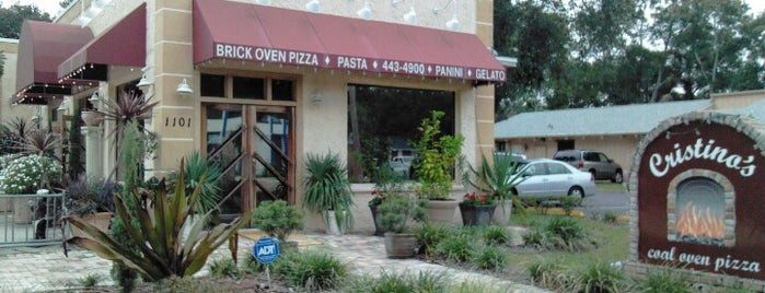 Cristino's Coal Oven Pizza is one of The 15 Best Family-Friendly Places in Clearwater.