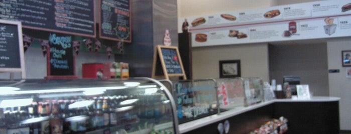 Monty's Sandwich Company is one of places to try.