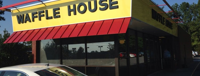 Waffle House is one of Virginia/Washington D.C..