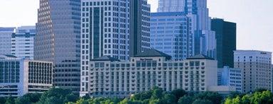 Four Seasons Hotel Austin is one of Austin.