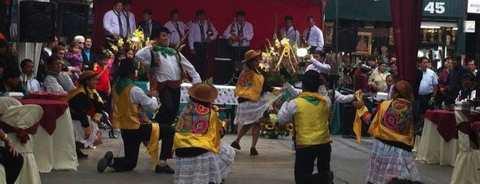 Inka Market is one of Always Gourmet PERU, comer em Lima.