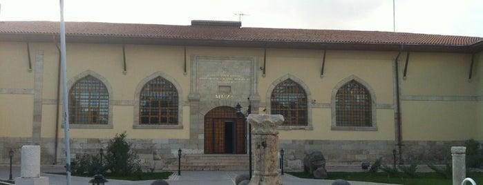 Yeni Sivas Arkeoloji Muzesi is one of boggle.