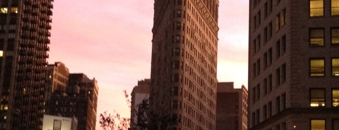 Flatiron Building is one of ETC TIP ~2.