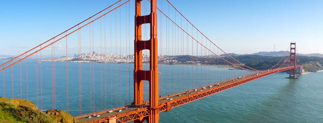 Ponte Golden Gate is one of Top 20 Free things to do in San Francisco.