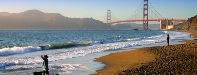 Ocean Beach is one of Top 20 Free things to do in San Francisco.