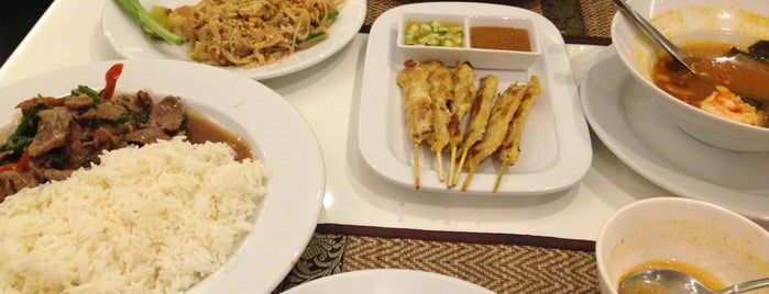 Jasmine Thai Restaurant is one of Doha's Restaurants.