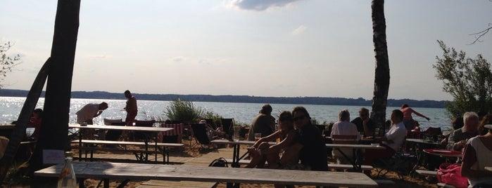 Seehaus Beach Bar is one of Essen am Starnberger See.