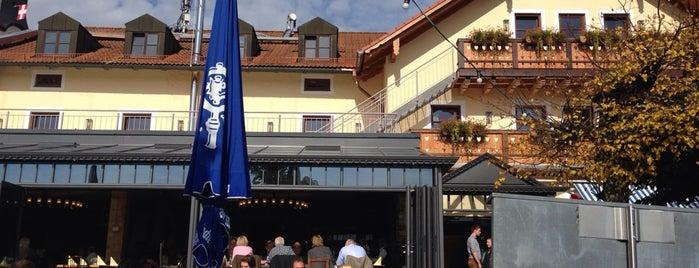 Gasthof zur Post Aufkirchen is one of Essen am Starnberger See.