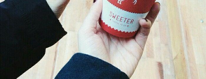 Sweeter is one of Харькофф.