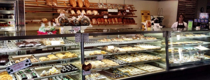 Harvey's Bakery & Coffee Shop is one of 20 favorite restaurants.
