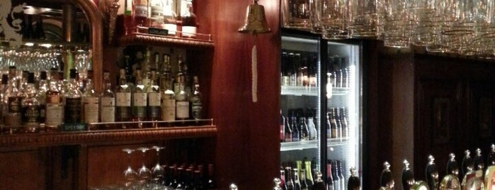 The Green Lion Inn is one of Must-visit Bars in Malmö.