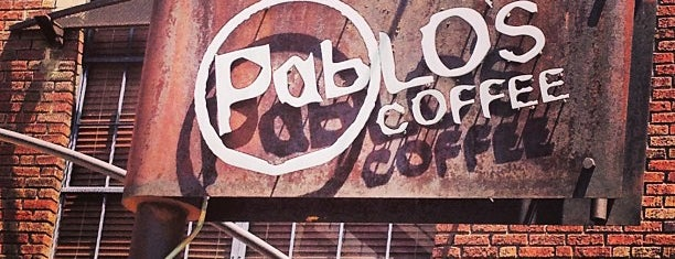 Pablo's Coffee is one of Denver and Boulder Favorites.