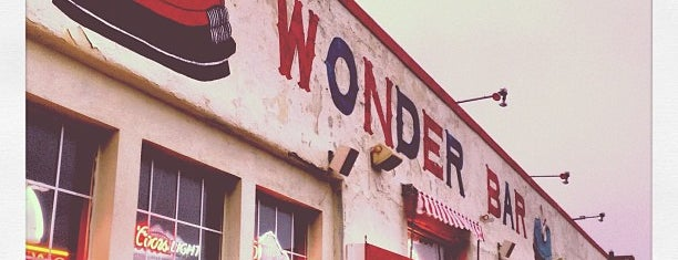 Wonder Bar is one of NJ To Do.