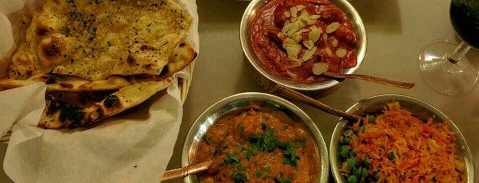 Maharaja, indijska restavracija is one of Mladina Konzum 1-3.