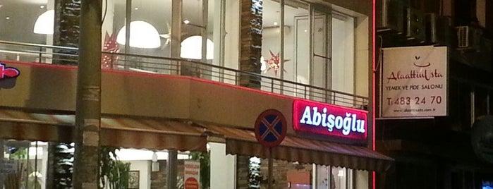Abişoğlu is one of The 20 best value restaurants in Bursa.