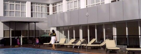 MAQNA Hotel Gorontalo is one of GTO.