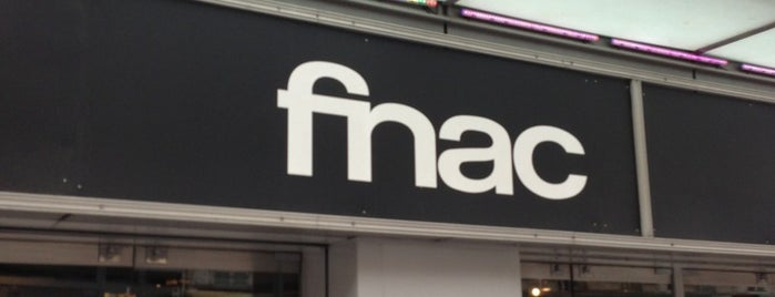 Fnac Paris Montparnasse is one of Paris, FR.