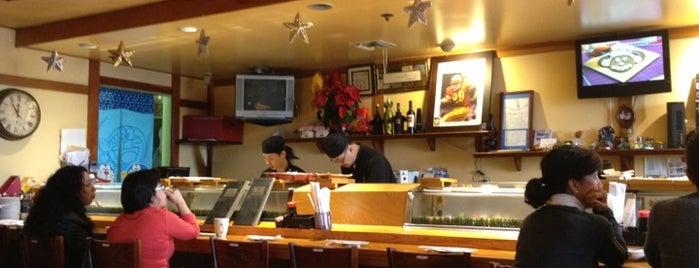 Sushi Imari is one of Food!.