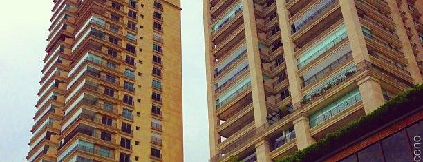 Shopping Cidade Jardim is one of Shopping Centers de São Paulo.