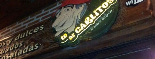 Lo de Carlitos is one of Bariloche.