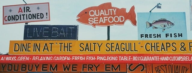 The Salty Seagull is one of HATI Solutions Clients.