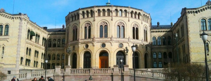Stortinget is one of Was.