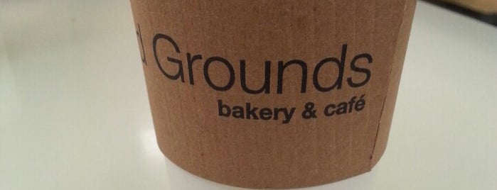 Sacred Grounds Bakery & Café is one of Streeterville & Gold Coast.