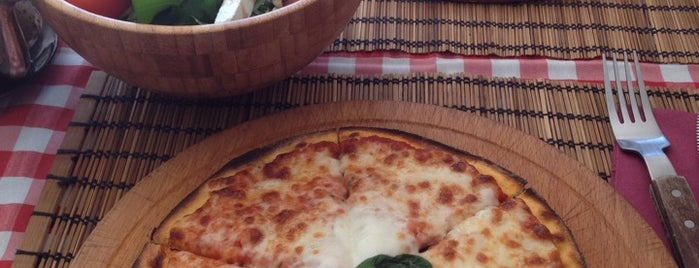 Pizza Il Forno is one of Ankara Gourmet #1.