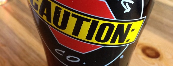 CAUTION: Brewing Company is one of Pipes Brewery Tour.