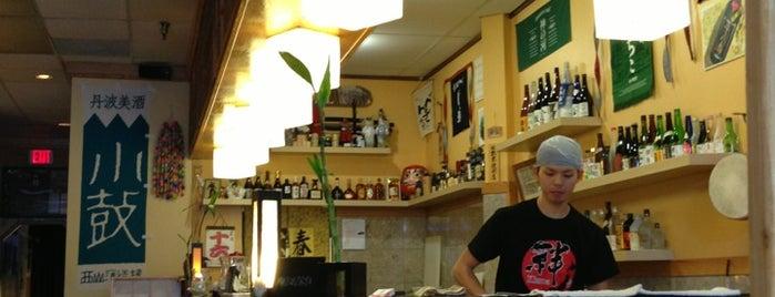 Sushi Hayakawa is one of Late Night Dining Atlanta.