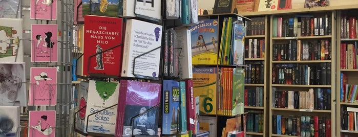 Lhotzkys Literaturbuffet is one of Lieblingsplätze Wien.