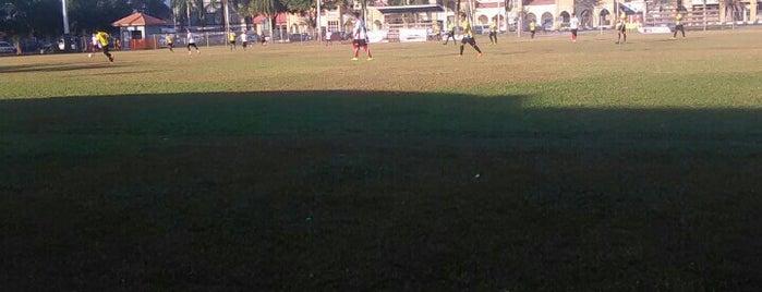 Padang Astaka Kuala Berang is one of @Hulu Terengganu.