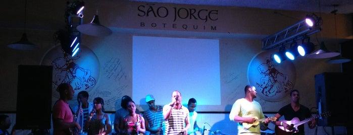 São Jorge Botequim is one of Salir de copas por todo el mundo.