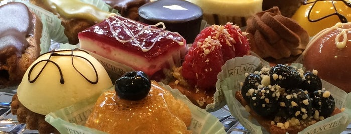 Financier Patisserie is one of The New Yorkers: Tribeca-Battery Park City.
