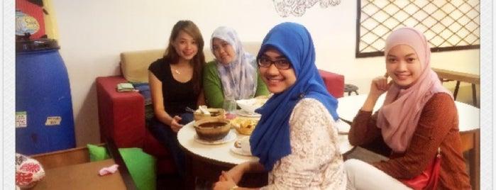 Mat Periuk Philosphy Chef Kamarul Cafe is one of Makan @ Utara #12.