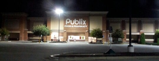 Publix is one of Shopping.