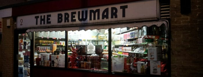 Brewmart is one of Creative Places.