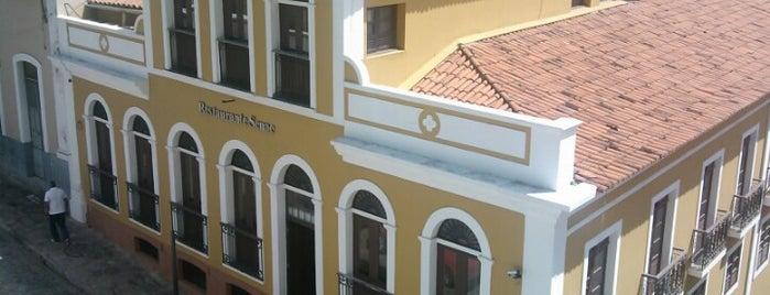 Restaurante Escola SENAC is one of Brasil: restaurantes bons, bonitos e baratos.