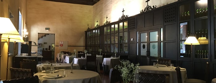 Restaurante El Claustro is one of Levante y Sur.