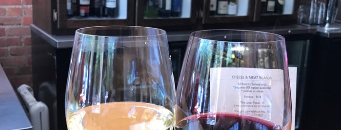 5 Walnut Wine Bar is one of The 15 Best Places for Wine in Asheville.